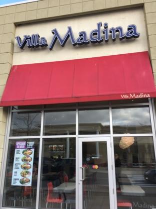 Villa Madina - Restaurants - 450-443-0333