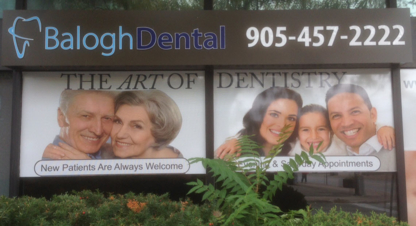 Associated Downtown Dental - Dentists - 905-457-2222