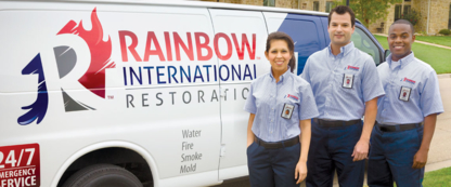 Rainbow International of Oshawa - Plombiers et entrepreneurs en plomberie - 905-266-2884