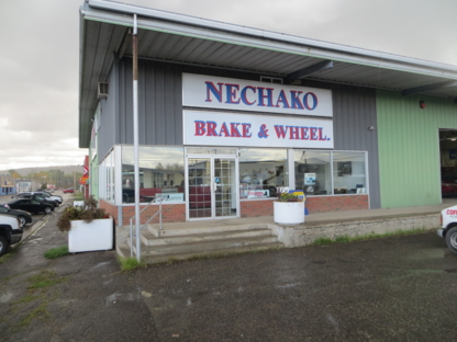 Nechako Brake & Wheel Ltd - Used Tire Dealers - 250-563-3223