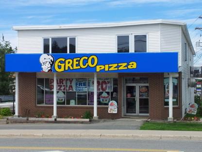 Greco Pizza - Pizza et pizzérias - 310-3030