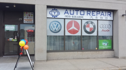 CTS Auto Inc - Auto Repair Garages - 905-828-6888