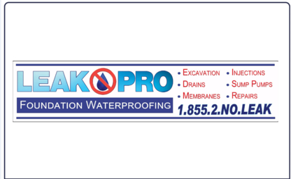 Leak Pro Waterproofing And Drainage Systems - Waterproofing Contractors - 506-759-9090