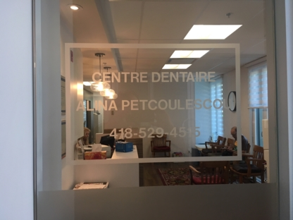 Centre Dentaire Alina Petcoulescou - Teeth Whitening Services - 418-529-4515