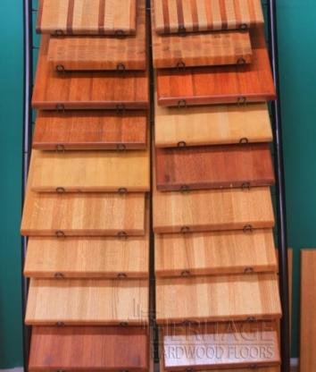 View Heritage Hardwood Flooring's Saanichton profile