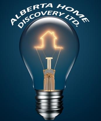 Alberta Home Discovery Ltd. - Inspection de maisons