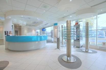 Clinique d'Optométrie Pierre Boucher, Fovéa - Optometrists