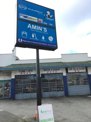 Amin's Auto Service - Car Repair & Service