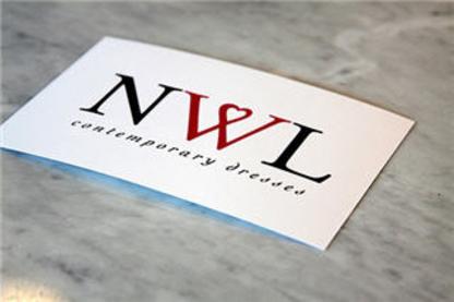 NWL Contemporary Dresses - Bridal Shops - 306-546-2246