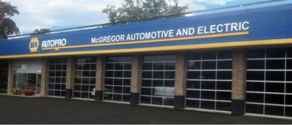 Mcgregor Automotive And Electric - Car Repair & Service
