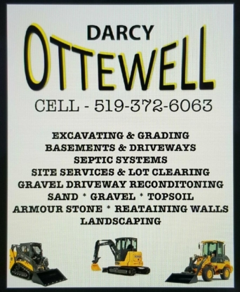 Darcy Ottewell - Excavation Contractors