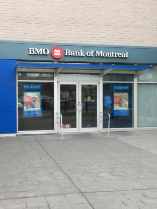BMO Bank Of Montreal - Banks - 604-665-3745