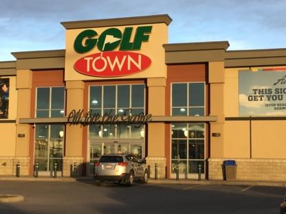 Golf Town - Golf Stores - 403-237-7212