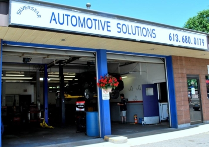Silverstar Automotive Solutions - Car Repair & Service - 613-680-0179