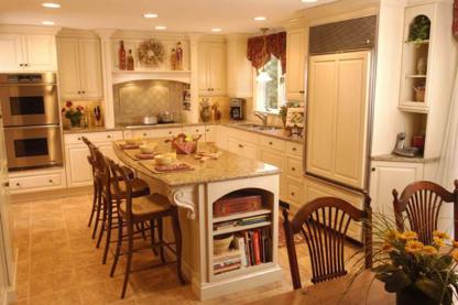 Queen Kitchens & Design - Armoires de cuisine