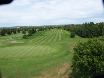 City of Thunder Bay - Public Golf Courses - 807-625-2582