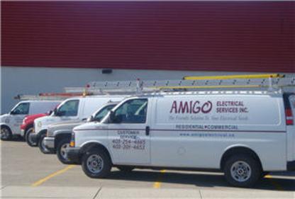 Amigo Electrical Services Inc - Electricians & Electrical Contractors