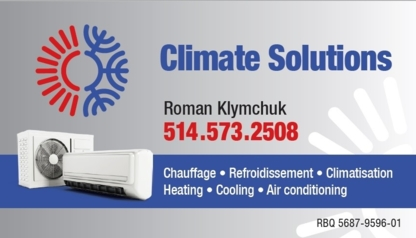 View Climate Solutions's Lachine profile
