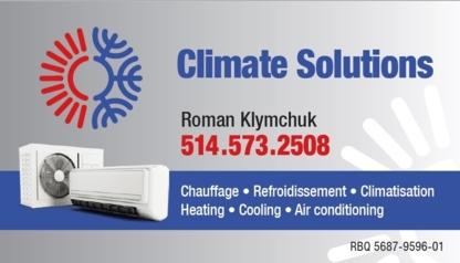 Voir le profil de Climate Solutions - Laval-des-Rapides
