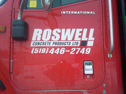 View Roswell Concrete Products's Vaughan profile
