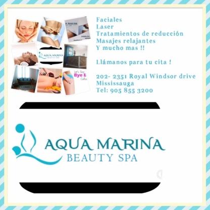 AquaMarina Beauty Spa - Cosmetic & Plastic Surgery - 905-855-3200