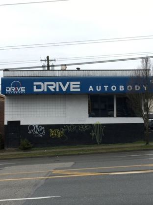 Drive Autobody Ltd - Auto Body Repair & Painting Shops - 604-255-5512