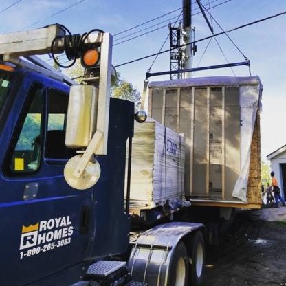 Royal Homes Minden Ltd - Building Contractors - 705-286-6992