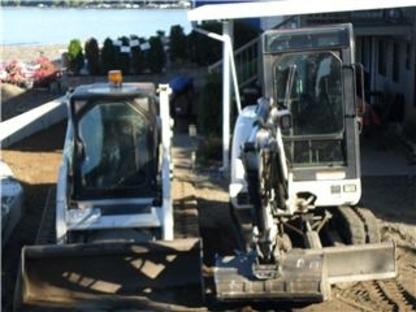 Above & Beyond Randys Bobcat & Excavating Service - Landscape Contractors & Designers - 250-951-8777