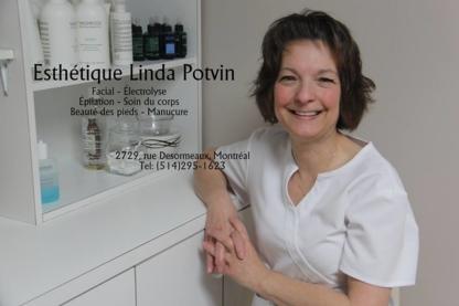 Esthétique Linda Potvin - Waxing - 514-295-1623