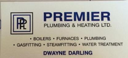 Premier Plumbing & Heating Ltd - Plumbers & Plumbing Contractors
