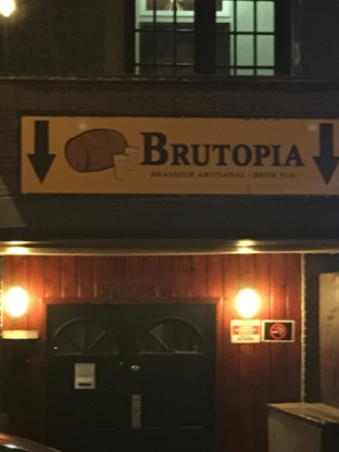 Brutopia - Microbrasseries - 514-393-9277