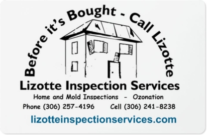Lizotte Inspection Services - Home Inspection - 306-257-4196