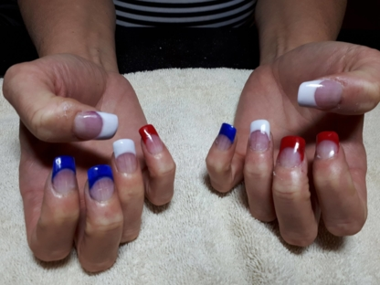 Ongles Par Caro Lelièvre - Nail Salons