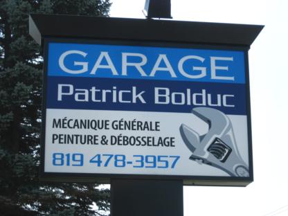 Garage Ghislain Larivière - Garages de réparation d'auto - 819-478-3957