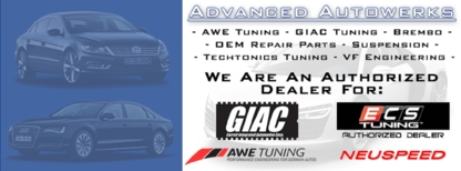 Advanced Autowerks - Auto Repair Garages - 613-727-1432