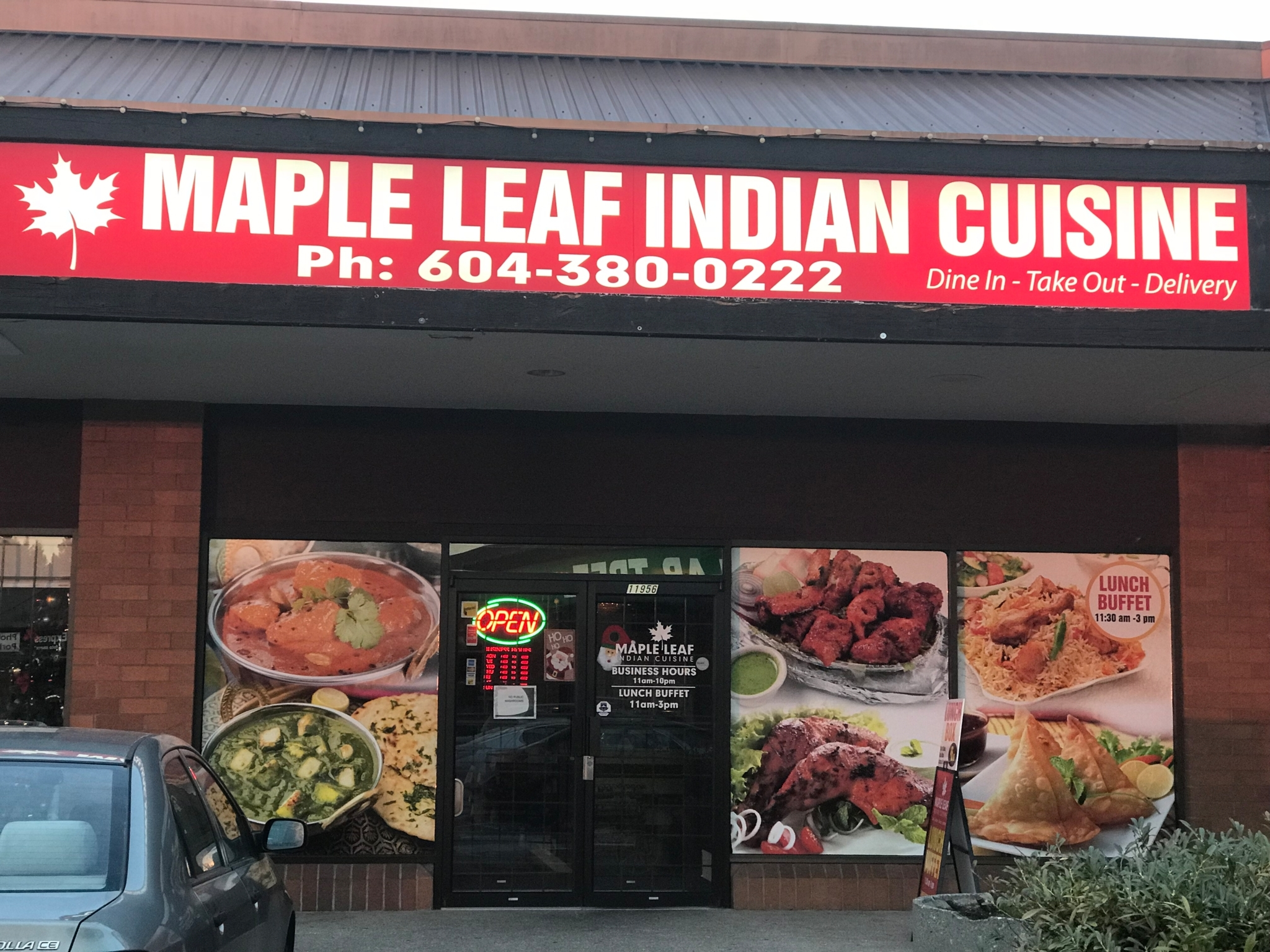 Home Restaurant Maple Ridge Bc