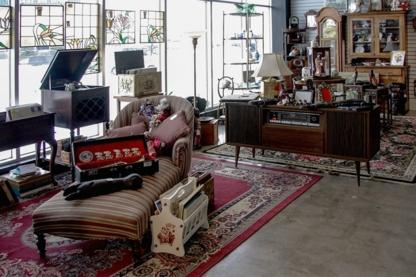 Inside Avenue Antiques - Antique Dealers - 403-287-1988