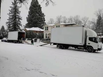 Success Moving & Delivery Ltd - Déménagement et entreposage