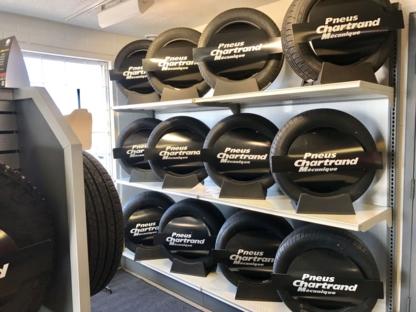 Pneus Chartrand Mécanique - Auto Repair Garages