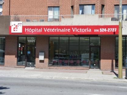 Hôpital Vétérinaire Victoria - Vétérinaires - 450-671-0497