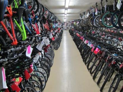 Cal's Cycle Ltd - Magasins de vélos - 403-546-4007