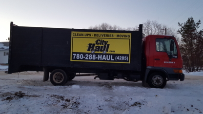 City Haul Ltd - Residential Garbage Collection - 780-288-4285
