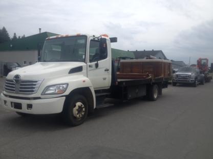 Remorquage Dagenais - Remorquage de véhicules - 450-712-0608