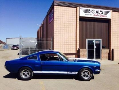 Big Al's Auto Repair - Réparation et entretien d'auto - 403-381-8288