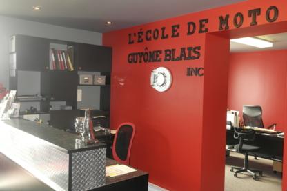 L'École de Moto Guyôme Blais Inc - Écoles de conduite