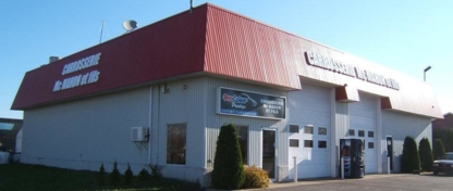 Garage Carrosserie Mc Mahon & Fils 1965 inc - Réparation de carrosserie et peinture automobile - 819-293-8666