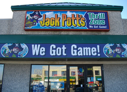 Jack Pott's Thrill Zone - Amusement Places