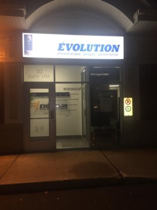 Evolution Physio - Clinics