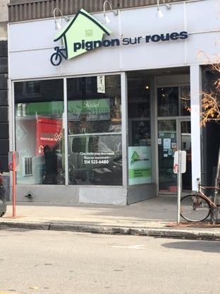 Pignon Sur Roues Inc - Sporting Goods Stores