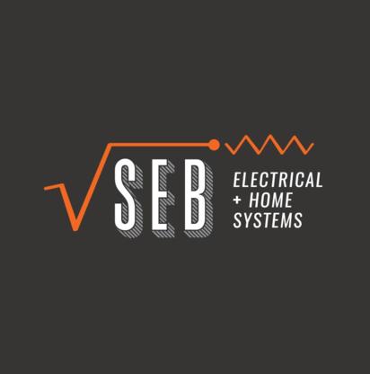 SEB Electrical LTD - Électriciens
